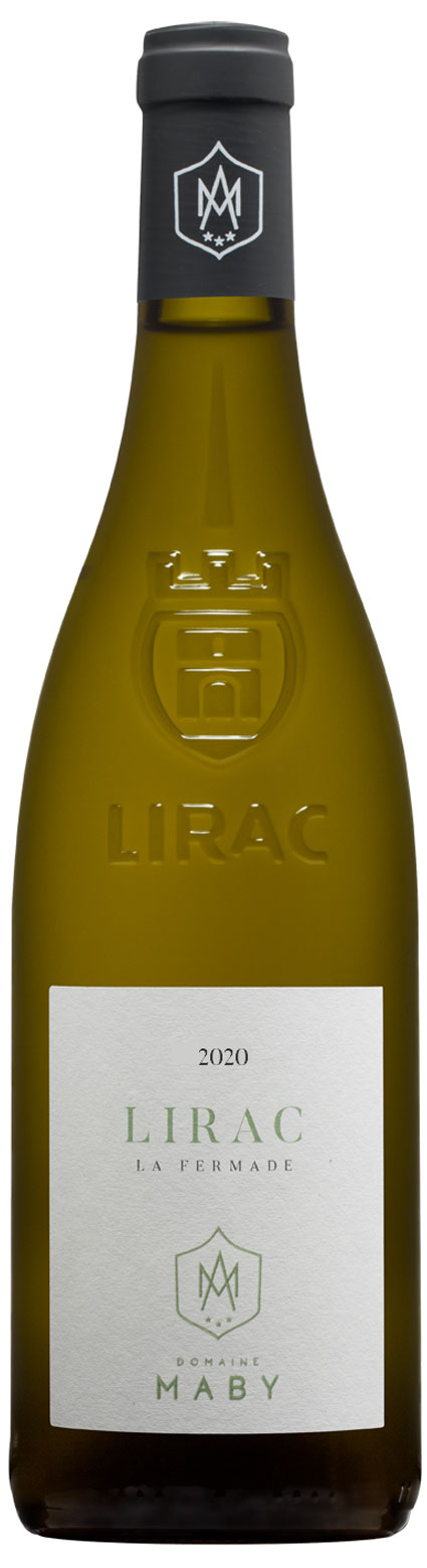 Lirac Blanc La Fermade
